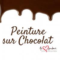 La Peinture sur Chocolat